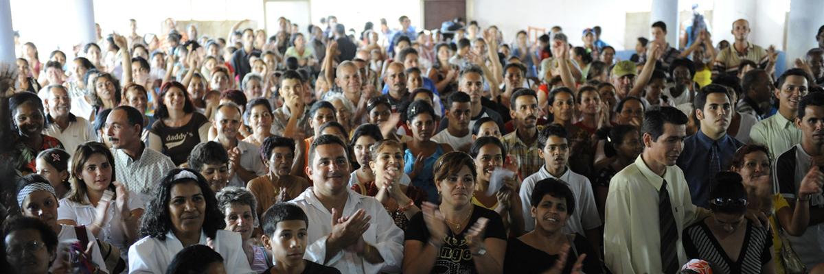 Cuba Church Service