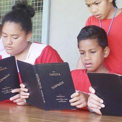 Tonga Children