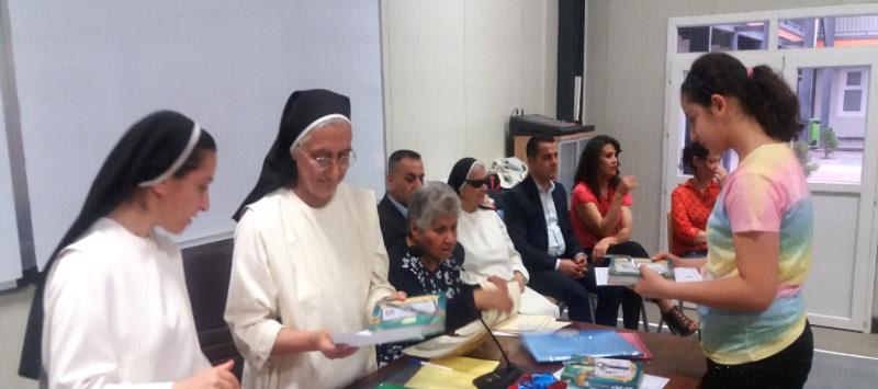 Iraq nuns