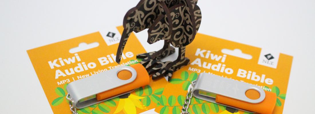 The Kiwi Audio Bible – Bible Society New Zealand