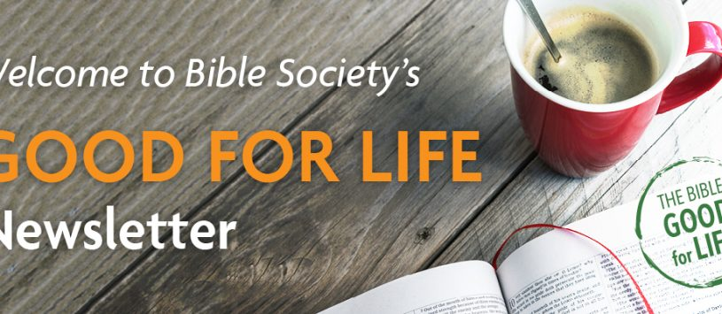 Good for Life Banner
