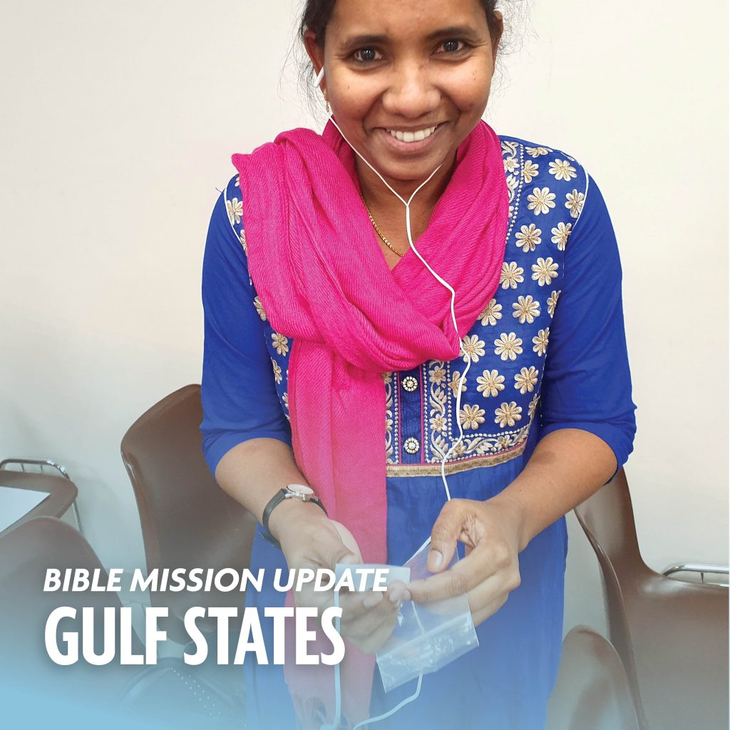 Bible mission update Gulf States