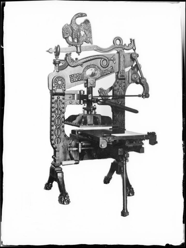 Colenso's Columbian Press
