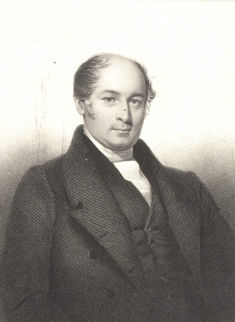 Reverend Walter Lawry, who founded the Auckland Auxiliary of the British and Foreign Bible Society in 1846.