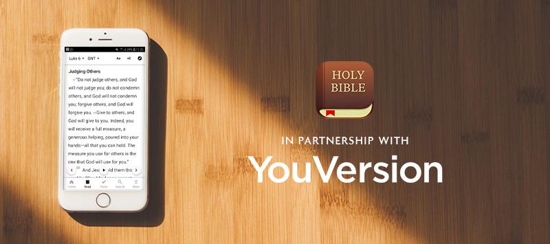 YouVersion app