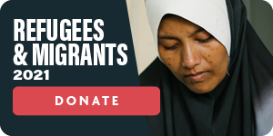 Bibles for refugees and migrants