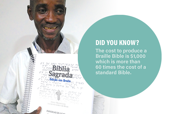 Angola Braille Bible